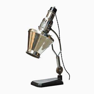 Lampe de Bureau Médicale Vintage de Hanau, 1940s