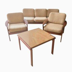 Vintage Wohnzimmer Set von Komfort
