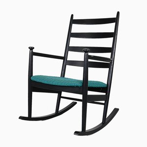 Danish Rocking Chair by Niels Eilersen, 1960s
