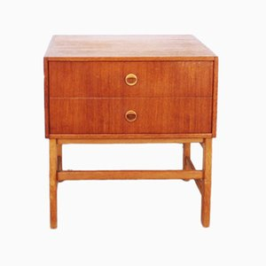 Vintage Nightstand in Teak, 1960s