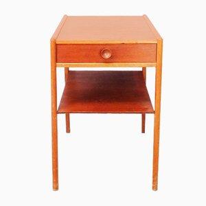 Vintage Nachttisch aus Teakholz