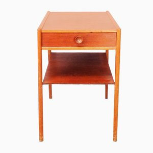 Vintage Nightstand in Teak