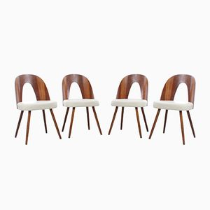 Chairs by Antonin Suman for Tatra, 1960s, Set of 4
