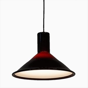 P&T Pendant Lamp by Michael Bang for Holmegaard, 1970s