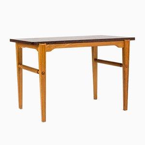 Table d'Appoint Vintage en Marbre par Ulla Fogelklou-Skogh, 1940s