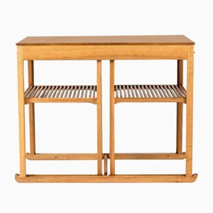 The Sled Nesting Table by Carl Malmsten, 1950s