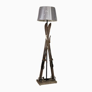 Ski Floor Lamp from Francomario, 2016