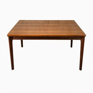 Vintage Teak Extendable Dining Table by Henning Kjaernulf