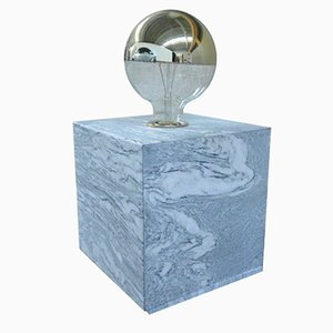 Galilei Granit Lampe aus Cipollino Marmor von Tiziana Vittoni Pairazzi für Paira