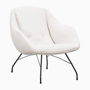 Brazilian Shell Chair by Carlo Hauner & Martin Eisler for Forma, 1950s