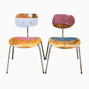 Don't Invent but Find Esszimmerstühle von Markus Friedrich Staab, 2er Set