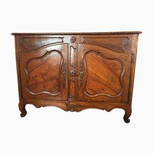 Mueble francés antiguo tallado, década de 1780