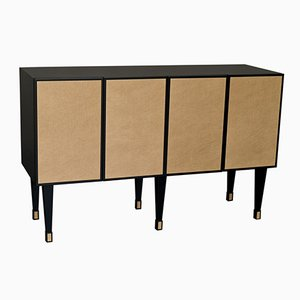 Augusta Ceramic and Wood Sideboard by Tiziana Vittoni Pairazzi for Paira