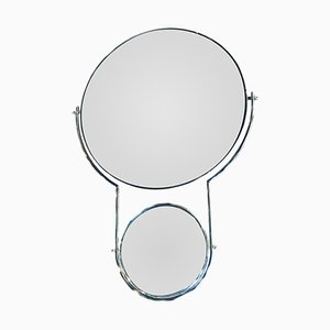 Italian Mirror by Rodney Kinsman for Bieffeplast, 1980s