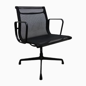 EA 108 Aluminum Office Chair by Charles & Ray Eames for Vitra, 1950s
