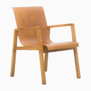 Silla de recibidor 403 de Alvar Aalto para Finmar