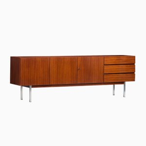 Low Rosewood Sideboard from Bornhold, 1960s
