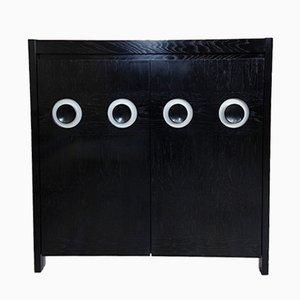 Vintage Brutalist Cabinet from De Coene