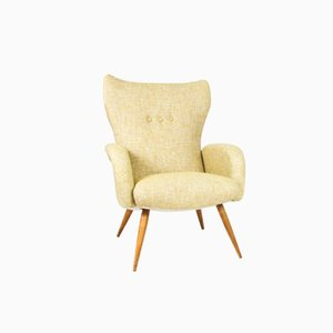 Fauteuil, France, 1950s