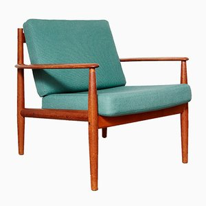 Mid-Century 118 Easy Chair by Grete Jalk for France & Søn