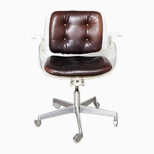 Vintage D49 Office Chair by Hans Könecke for Tecta
