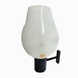 Poly Polka Wandlampe von Flavio Poli für Seguso, 1950er