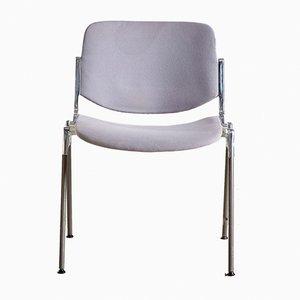DSC 106 Side Chair by Giancarlo Piretti for Castelli, 1970s