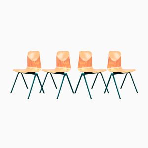 S30 Dining Chairs from Galvanitas, 1960s, Set of 4