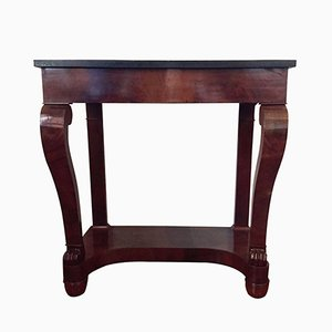 French Empire Console Table, 1820s