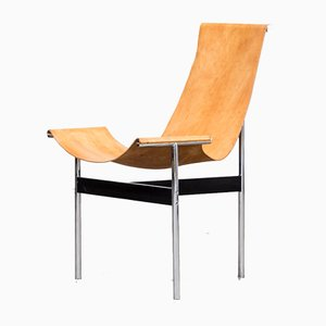 Silla T Chair 3LC de Douglas Kelly, Ross Littell & William Katavolos para Laverne International, 1952