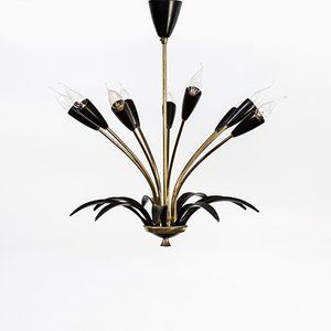 French Ceiling Lamp, 1980s