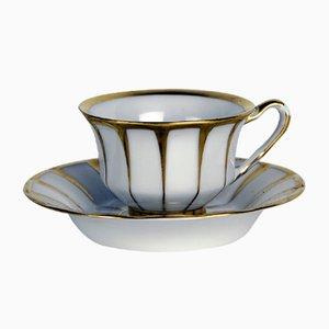 Mid-Century Porcelain Model Greque Athena Demitasse Cup from Fürstenberg