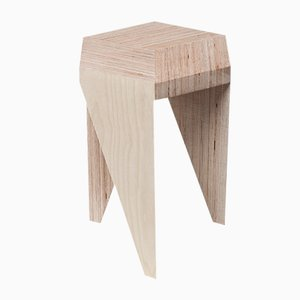 Rayuela Plywood Stool by Alvaro Catalán de Ocón for ACdO/