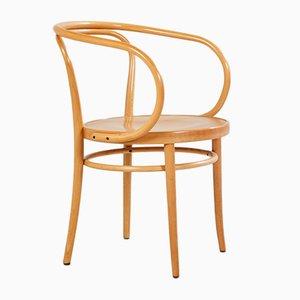 Silla nº 209 o Vienna Chair de Thonet, años 50