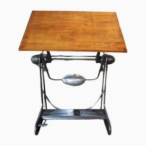 Mid-Century OZA Drawing Table by La Cellophane Ozalide