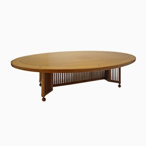 Large Mid-Century Dining Table