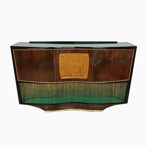 Mid-Century Bar Cabinet by Vittorio Dassi