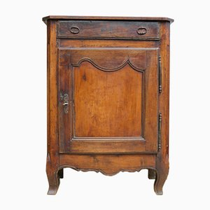Antique French Fruit Wood Buffet