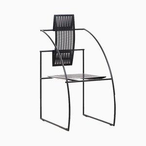 Quinta Chair von Mario Botta für Alias, 1985