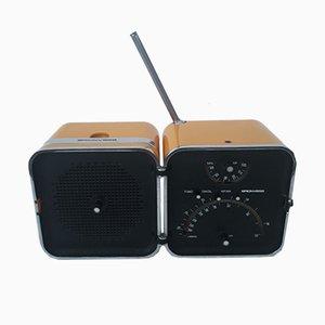 Radio Cube TS502 de Marco Zanuso & Richard Sapper para Brionvega, 1964