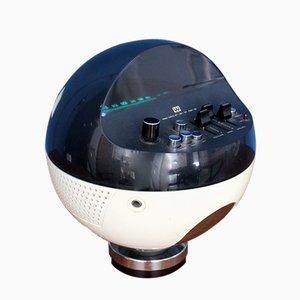 Radio Ball modelo 2002 de Weltron, años 70