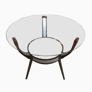 Mid-Century Modern Italian Side Table, 1950s