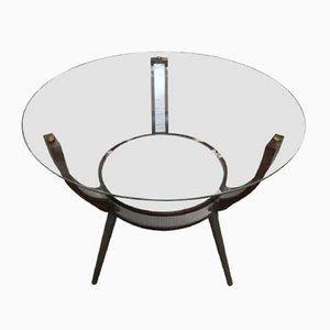 Table d'Appoint Moderne Mid-Century, Italie, 1950s