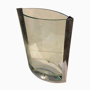 Moderne italienische Vase, 1970er