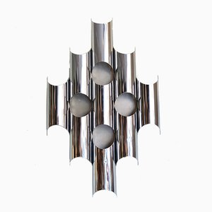 Sculptural Wall Lamp, 1960s