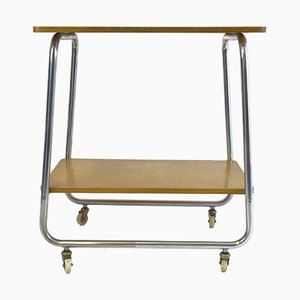 Modernist Bar Trolley, 1950s