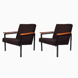 Modell 30 Sessel von Gijs Van Der Sluis, 1960er, 2er Set