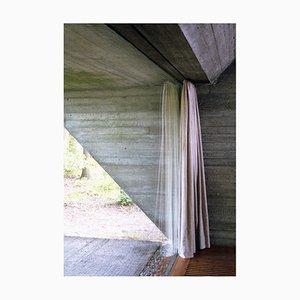 Tessuto stampato Lampens' House di Stephanie De Smet