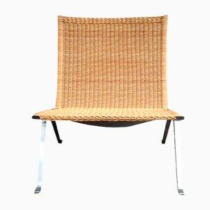 Model PK 22 Side Chair by Poul Kjaerholm for Fritz Hansen, 1980s