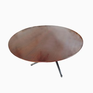 Oval Dining Table by Florence Knoll for Knoll International, 1950s